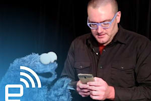 The Engadget Interview: Cookie Monster