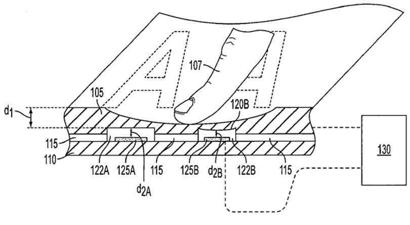 Apple patent would have devices sense a squeeze through metal