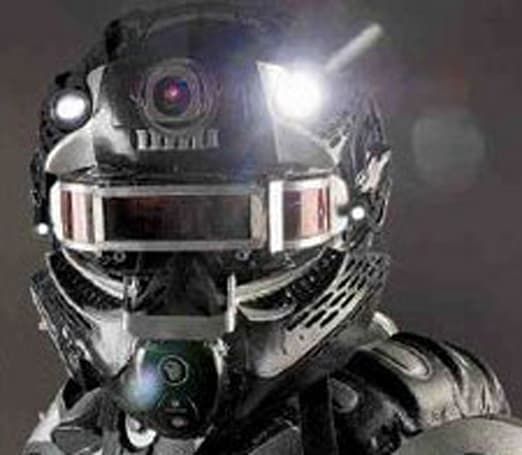 Real-life Halo suit ready for deployment?