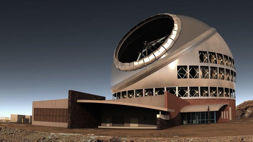 Hawaiian court nullifies Thirty Meter Telescope's building permit
