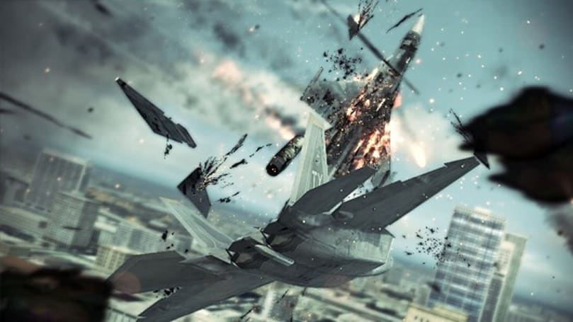 Ace Combat: Assault Horizon maneuvers onto PC in Europe Q1 2013 [update: NA too!]