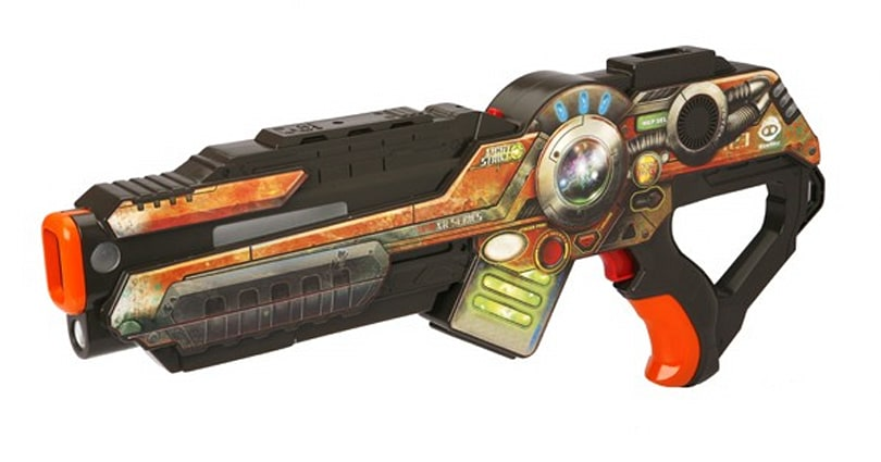 WowWee's Light Strike makes laser tag look more like Paper Jamz