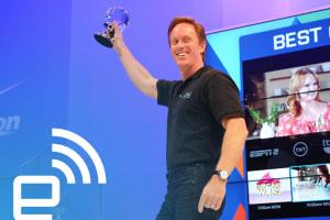 Sling TV Is 2015's Best of CES Winner