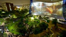 Nokia pairs N8 with world's largest cinema screen