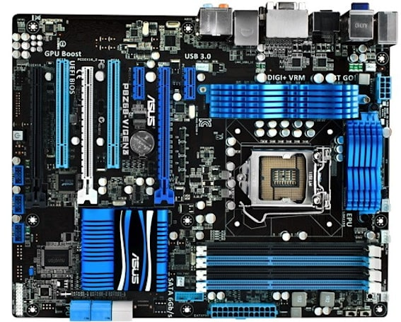 ASUS announces Ivy Bridge PCI-Express motherboards, for early early-adopters
