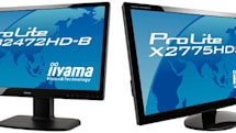 Iiyama introduces XB2472HD-B and X2775HDS-B VA-based desktop displays