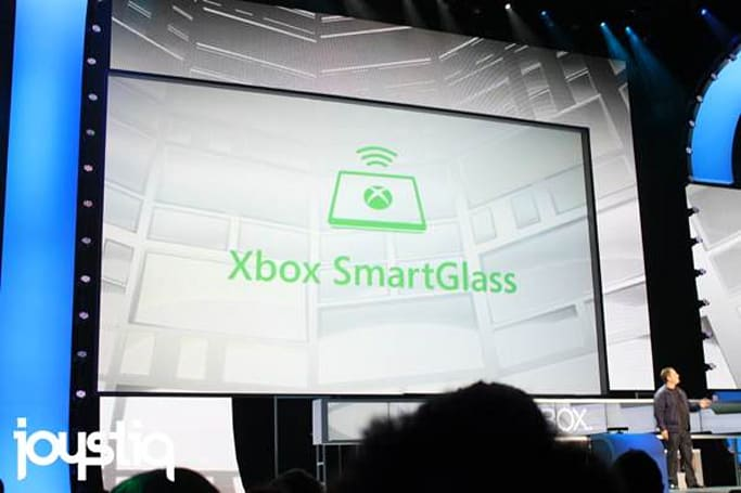 Microsoft unveils SmartGlass, launching this fall