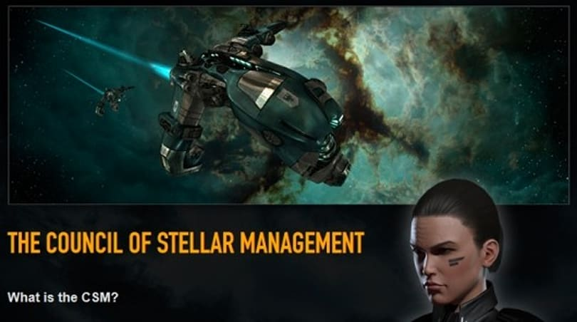 EVE Online's 8th Council of Stellar Management members announced