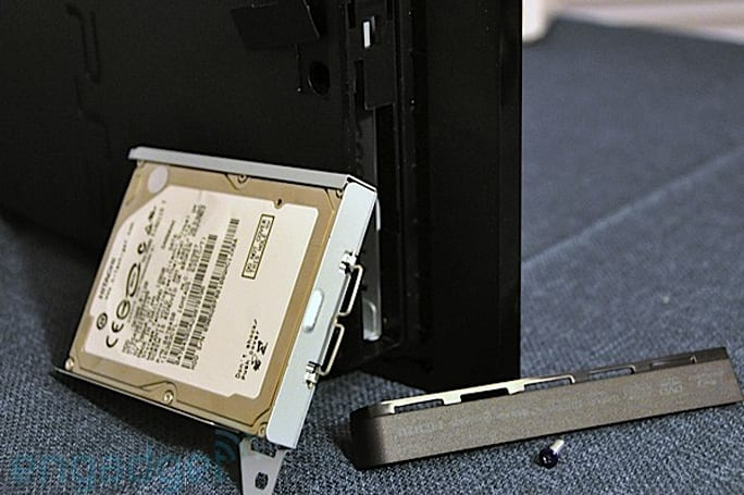 PS3 firmware 3.41 updated, hard drive upgrade problems exterminated