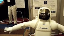 ASIMO mimics your every move, edges closer towards Single White Robot territory (video)