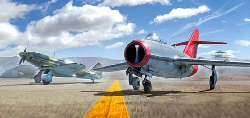 World of Warplanes rolls out MiGs in update 1.6