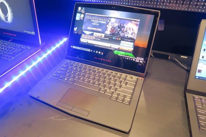 ついに有機ELも選べる、エイリアンウェアの13型ゲーム用ノートPCをデルが発売。GPUはGTX 1060まで