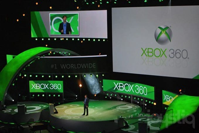 Microsoft's E3 presser to stream through Xbox Live, Spike TV