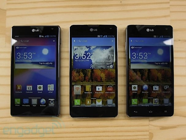 LG Optimus G comes with locked bootloader, might not be cause for panic