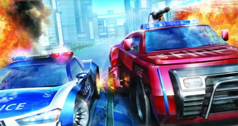 Emergency Heroes to put out fires on Wii this May