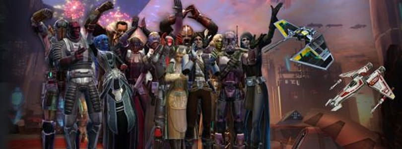 Star Wars: The Old Republic reveals second anniversary rewards