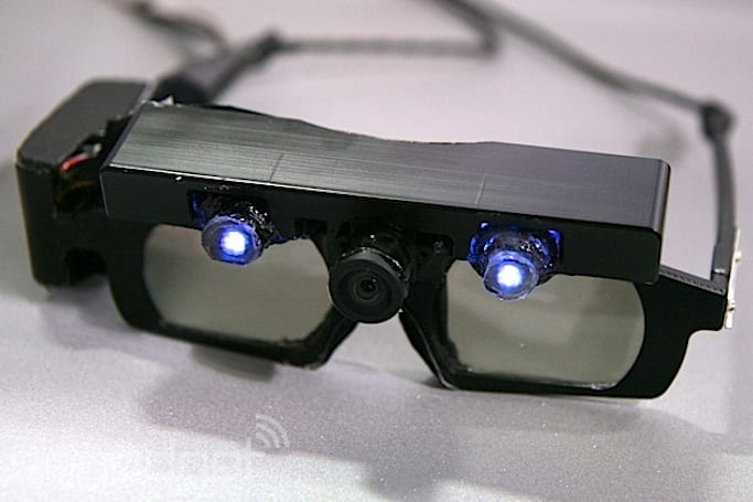 castAR's vision of immersive gaming gets closer to final production