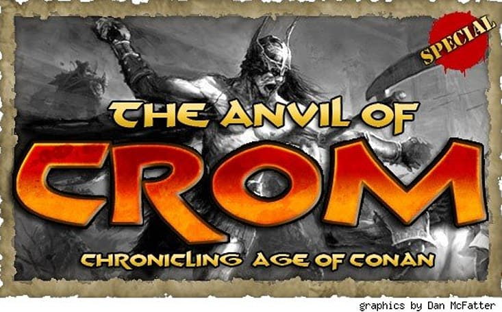 The Anvil of Crom Extra: An exclusive look at The Isle of the Iron Statues