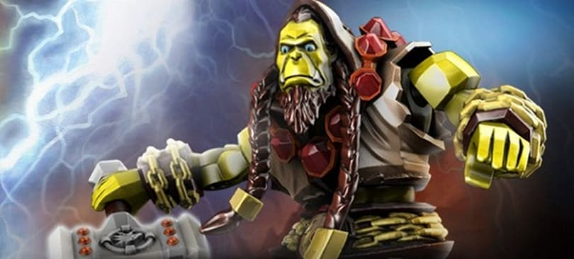 Mega Bloks wants fans to channel their inner Thrall