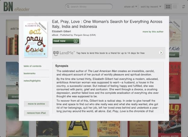 Barnes & Noble launches eReader for iPad app, we go hands-on