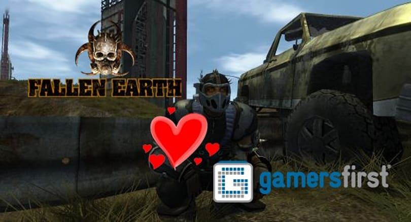 GamersFirst announces acquisition of Fallen Earth with new F2P business model