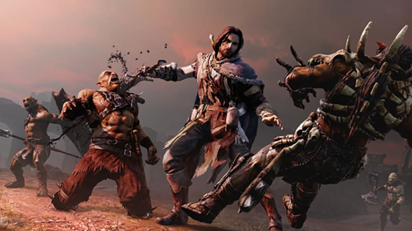Middle-earth: Shadow of Mordor trailer warns of the Gravewalker