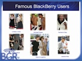 RIM shows employees that rich people use BlackBerrys, as if they care