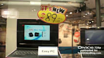 Menq International lowers the bar with $89 EasyPC E760 laptop