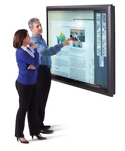 Perceptive Pixel unveils an 82-inch multi-touch LCD, TV news ...