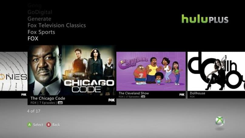 Hulu Plus on Xbox 360 launches tomorrow, all members get a free week thanks to beef jerky
