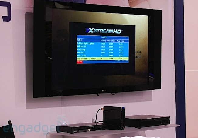 XStreamHD to beam 1080p content via Echostar's AMC-16
