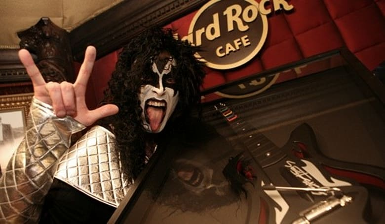 Guitar Hero controller added to Hard Rock Cafe collection
