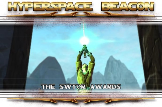 Hyperspace Beacon: The SWTOR awards