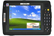 Rugged xTablet T8600 tablet PC handles barcode, magnetic stripe reading