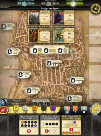 Three great board games jump to iPhone, iPad