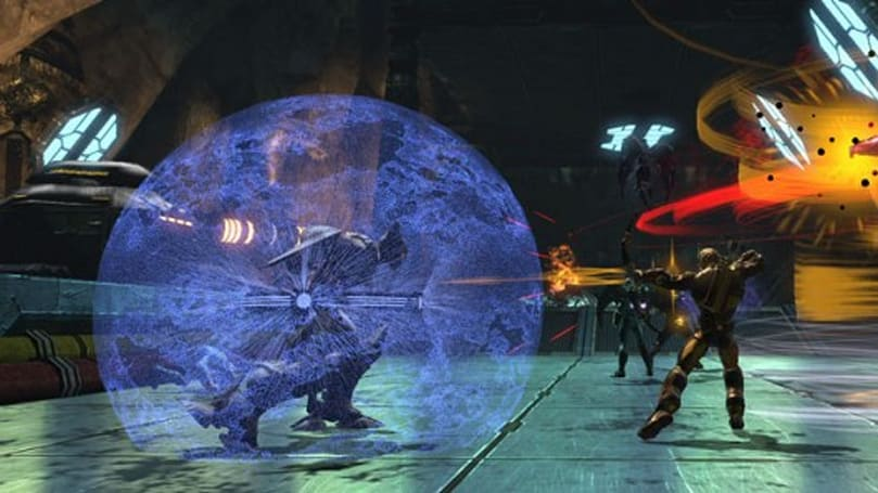 DC Universe Online's upcoming game update is all about easier grouping
