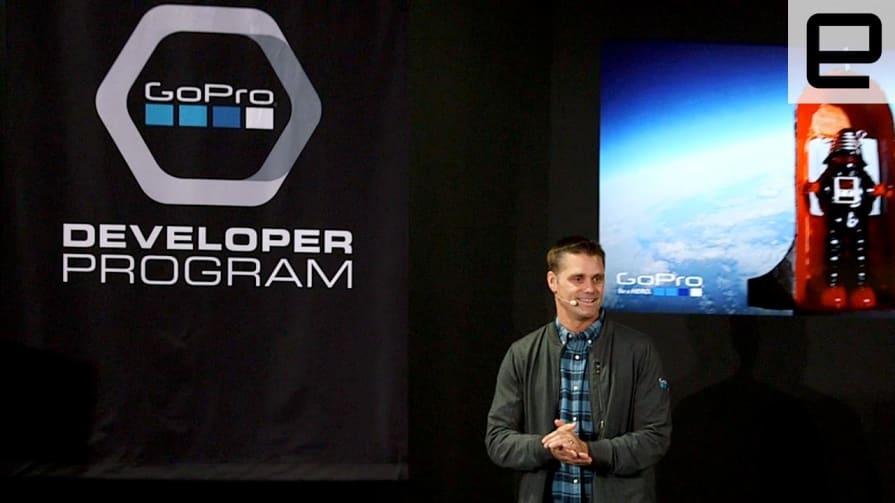 GoPro Developer Program Announcement