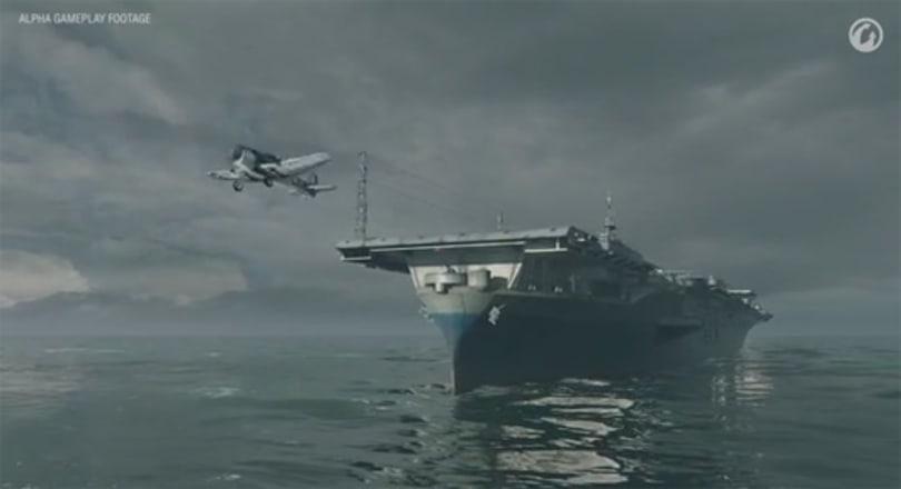 World of Warships dev diary vid explains class mechanics