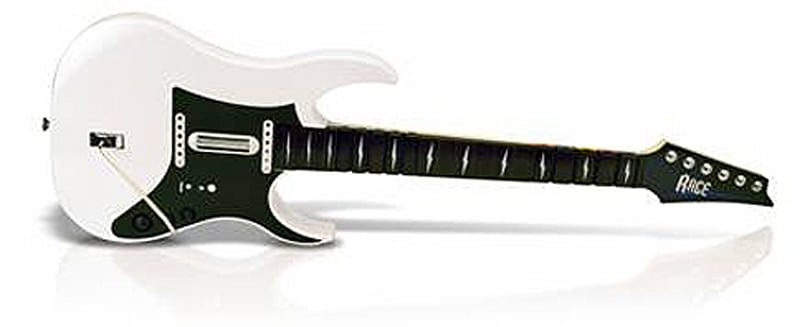 Wireless 'Rage' guitars for Wii recalled
