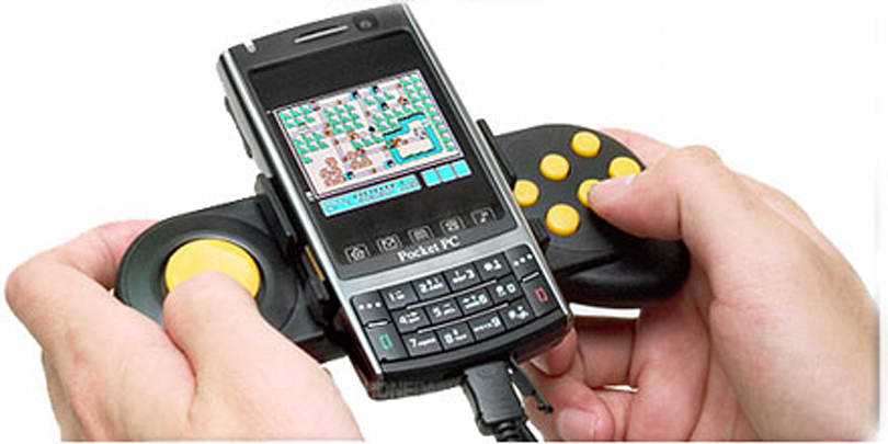 NES-playin' Taiwanese smartphone comes gamepad-equipped