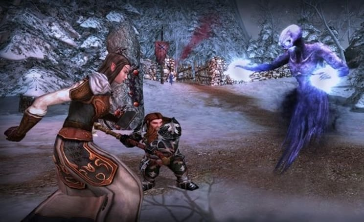 Lord of the Rings Online releases Update 7: Shades of the Past