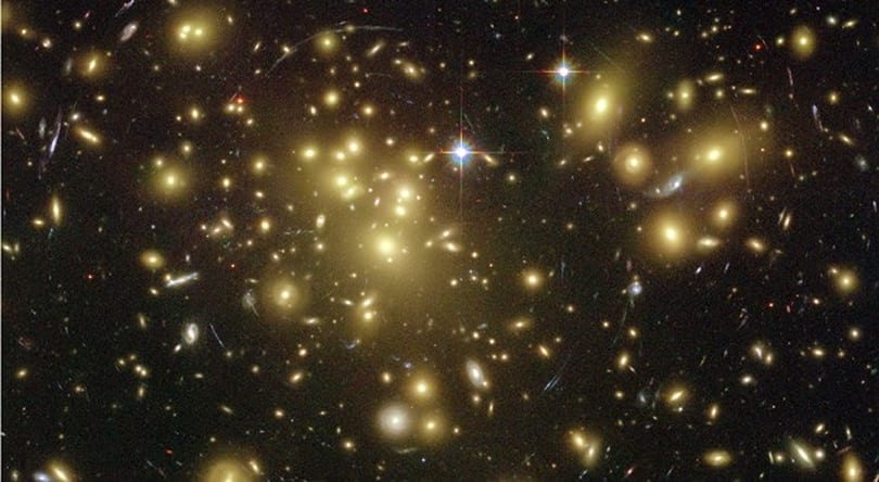 Scientists calculate the speed of free-roaming dark matter