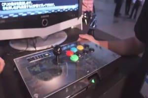 Razer Arcade Stick Beta Hands-on