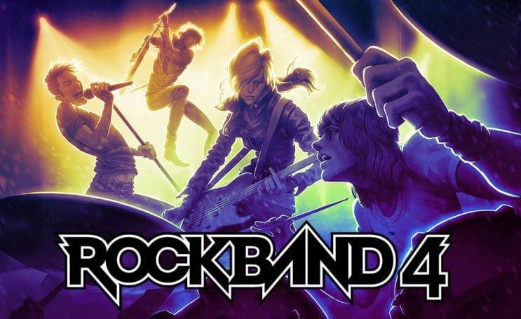 'Rock Band' is back with 'Rock Band 4': headed to Xbox One and PS4 in 2015