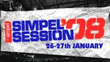 Simpel Session '08 streamed live in HD for first time