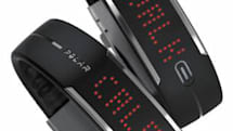 Polar Loop wristband tracks activity, exercise and sleep alongside an iPhone app for $109