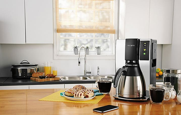 Belkin and Mr. Coffee want to brew your first pot via WiFi