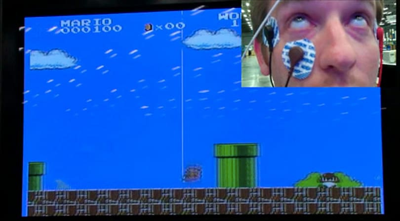 Eye Mario System enables your face to control any NES game (video)