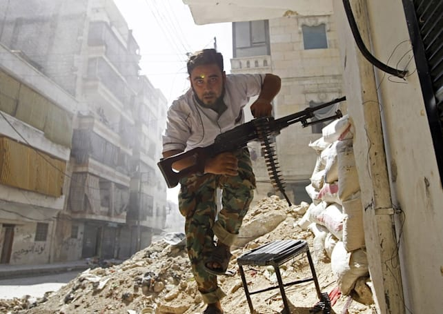 Google built tech to support the Syrian uprising, Clinton email says