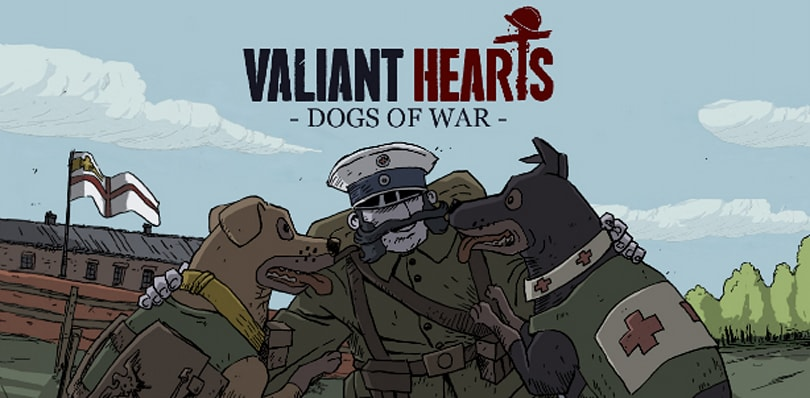 Valiant Hearts comic barks up the iOS tree for free today
